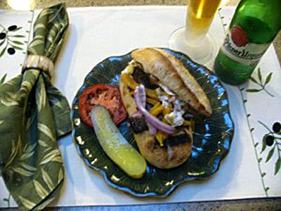 fajitasandwich