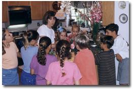Linda Hopkins with Class