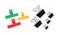 bag clips and office clips
