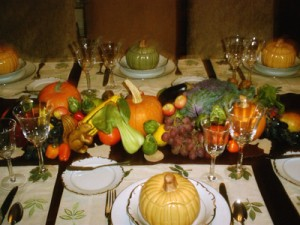 Thanksgiving 02 table