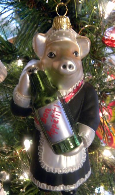cheers pig