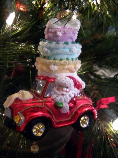 """Motor City"" Santa"