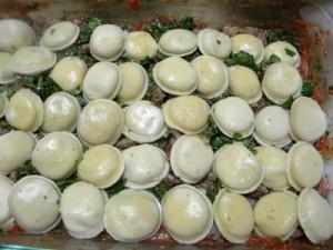 ravioli layer