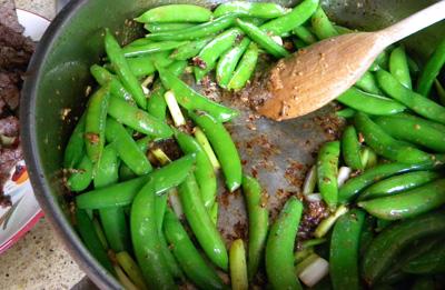 scrape pan