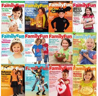 i am finally letting my subscription to family fun magazine run out ive been in denial for oh lets say the past 8 years that my family status meaning - Family Fun Magazine Halloween Crafts