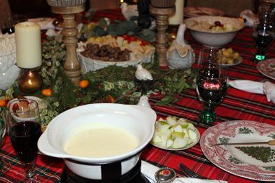 the fondue