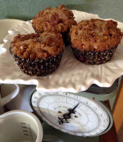 1 pound muffins