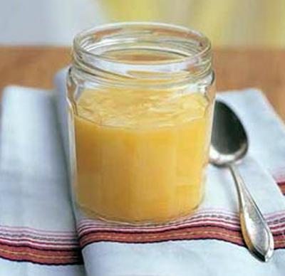jar of curd