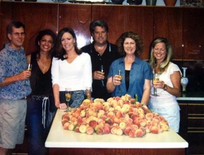 Peach Dinner 03