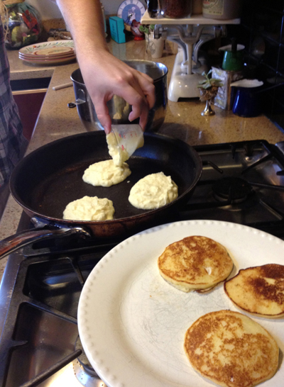 make pancakes