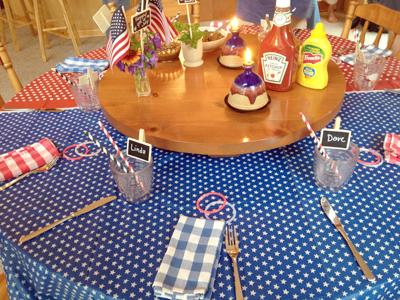 RWB table