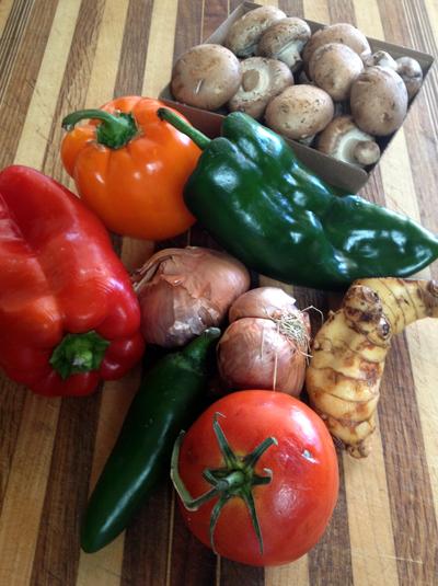 soup vegetalbes