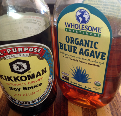 soy and agave
