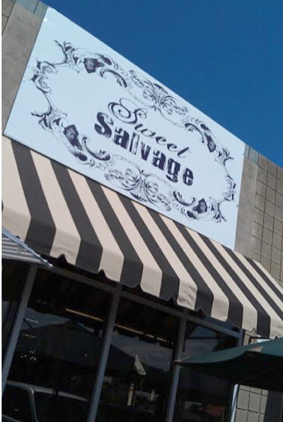 sweet salvage storefront