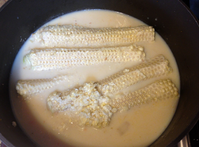 add cobs and pulp