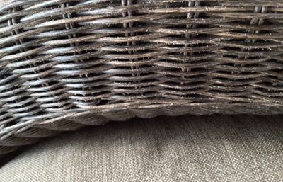 loveseat detail