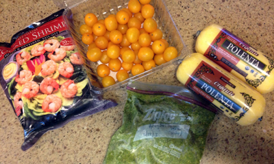 polenta pesto bruschetta ingredients