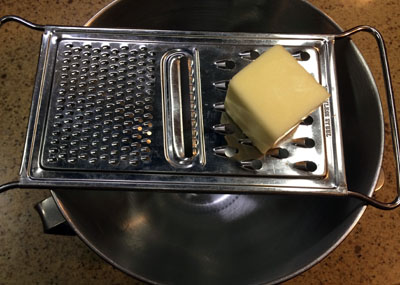 to soften butter quickly