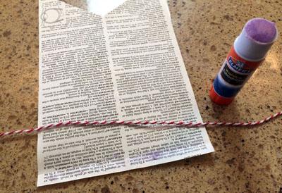 glue in string
