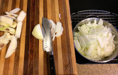 last onion to slice