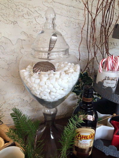 marshmallow jar