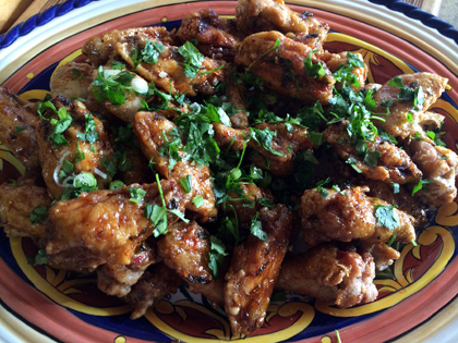 San Tung Dry Fried Chicken Wings 1