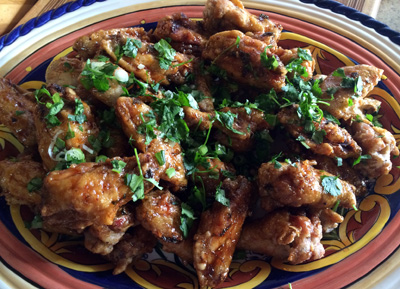 San Tung Dry Fried Chicken Wings 2