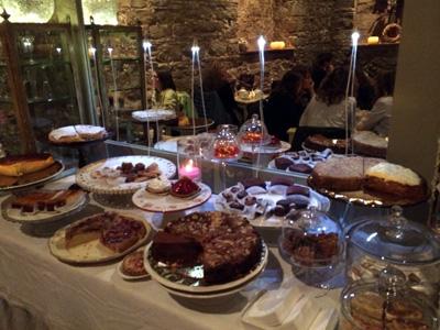 Caelum dessert