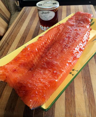 coat salmon