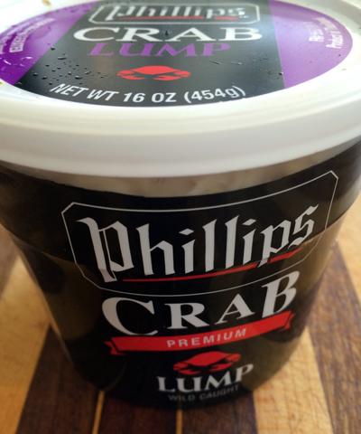 lump crab