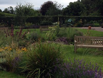 Ballymaloe Cookery School garden