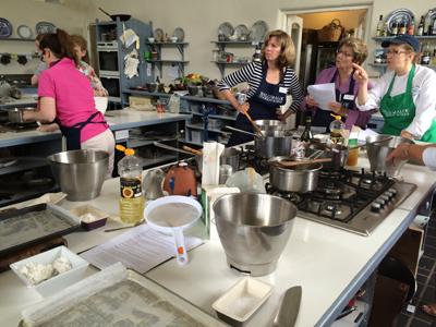 Ballymaloe kitchens