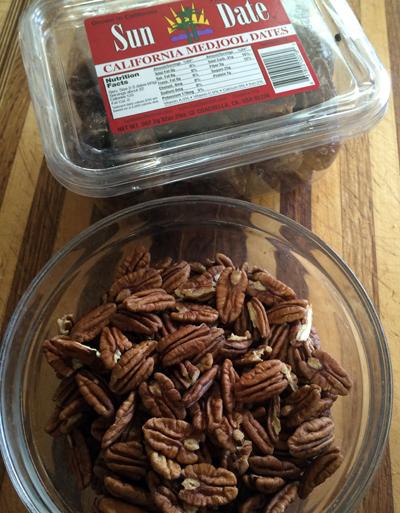 dates pecans