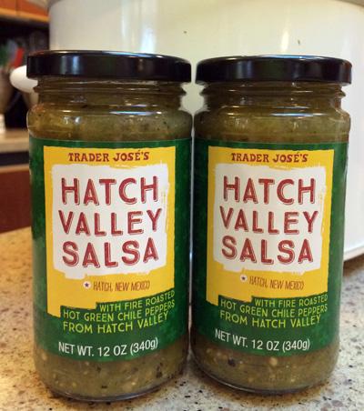 hatch salsa