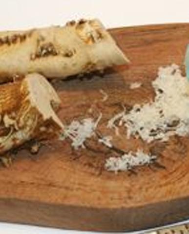 grate horseradish