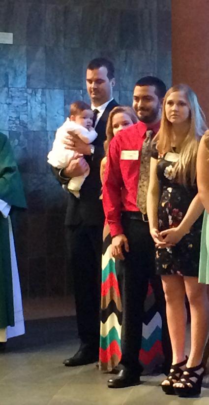 Cruz Baptism