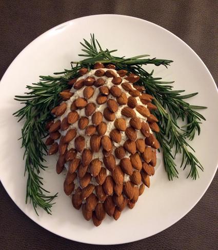 pinecone cheeseball