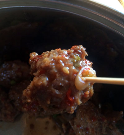 Korean Meatball