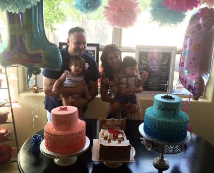 birthday family