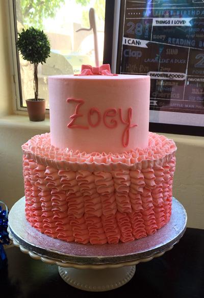 zoey cake
