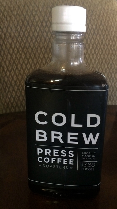 press cold brew