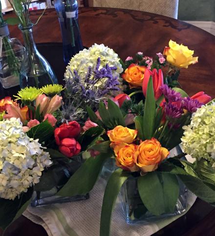 Loris flowers
