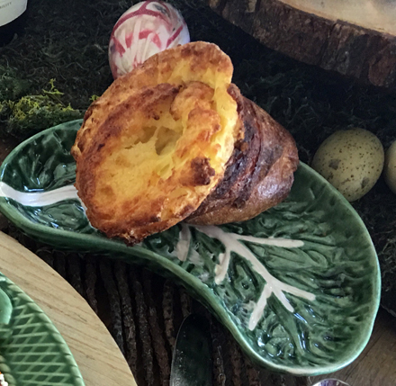 cheddar popovers