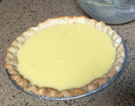 fill pie