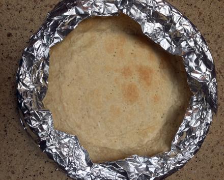 slip over crust