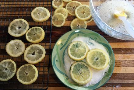 sugar lemons
