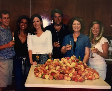 2003 island of peaches