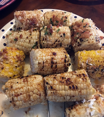 corn 3 ways