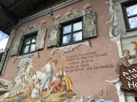 Oberammergau charm