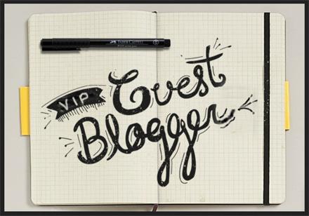 VIP Guest blogger